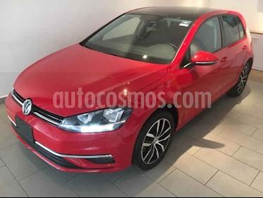 Volkswagen Golf Highline DSG usado (2019) color Rojo precio $384,000