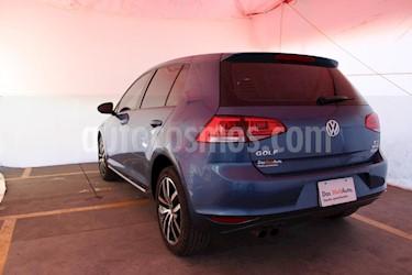 Foto venta Auto usado Volkswagen Golf Highline DSG (2017) color Azul precio $332,000