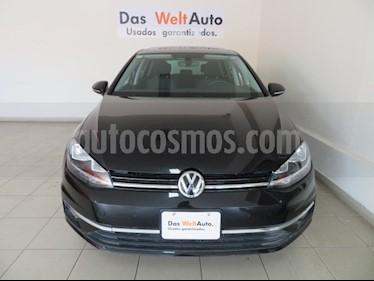 Foto venta Auto Seminuevo Volkswagen Golf Highline DSG (2018) color Negro Profundo precio $359,879