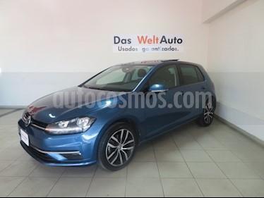 Foto venta Auto Seminuevo Volkswagen Golf Highline DSG (2018) color Azul precio $356,849