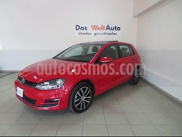 Foto venta Auto usado Volkswagen Golf Highline DSG (2017) color Rojo precio $329,047