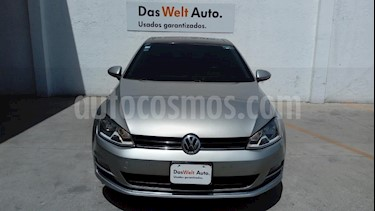 Foto venta Auto usado Volkswagen Golf Highline DSG (2016) color Plata precio $260,000