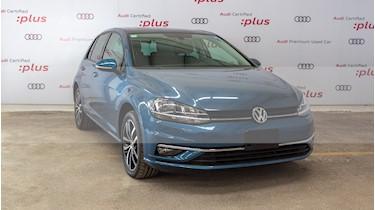 Foto venta Auto usado Volkswagen Golf Highline DSG (2018) color Azul Metalico precio $350,000