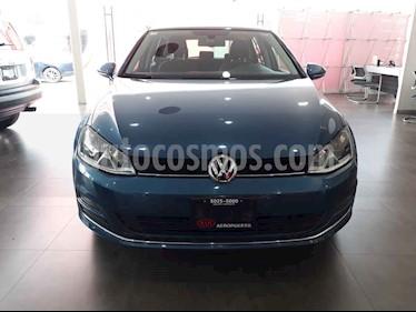 Foto venta Auto usado Volkswagen Golf Highline DSG (2015) color Azul precio $229,000
