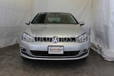 Foto venta Auto usado Volkswagen Golf Highline DSG (2015) color Plata precio $253,000