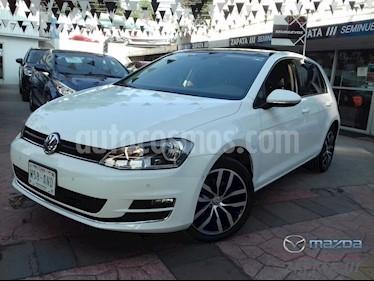 Foto venta Auto usado Volkswagen Golf Highline DSG (2017) color Blanco precio $315,000