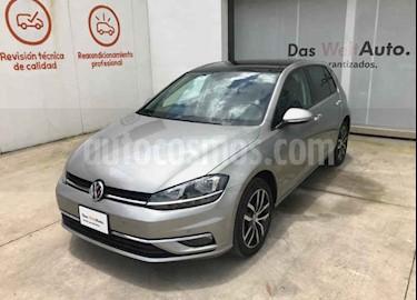 Foto venta Auto usado Volkswagen Golf Highline DSG (2018) color Plata precio $387,000