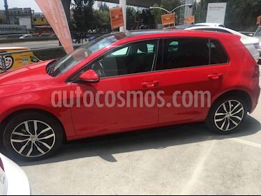 Volkswagen Golf Highline DSG usado (2018) color Rojo Tornado precio $365,000