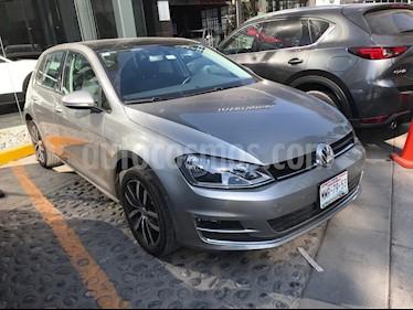 Volkswagen Golf Highline DSG usado (2016) color Plata Reflex precio $260,000