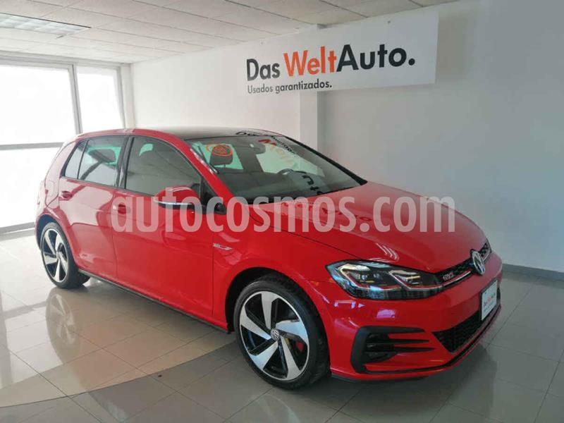 Volkswagen Golf GTi A2 2.0L usado (2019) color Rojo precio $490,000
