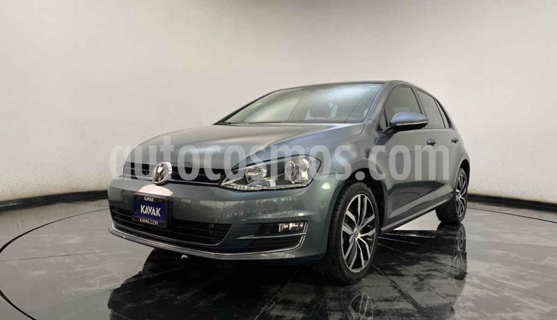 Volkswagen Golf Highline DSG usado (2017) color Gris precio $292,999