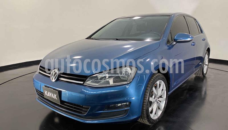 Volkswagen Golf Comfortline DSG usado (2016) color Azul precio $252,999