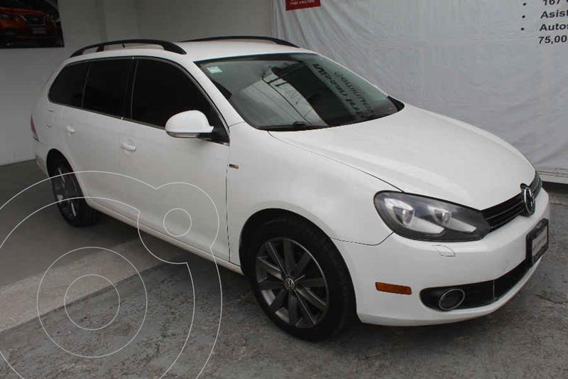 Volkswagen Golf 2.5L Tiptronic usado (2011) color Blanco precio $139,000
