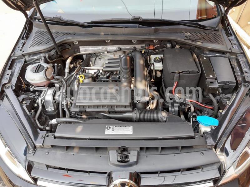 Volkswagen Golf 1.4 T usado (2016) color Negro Profundo precio $195,000