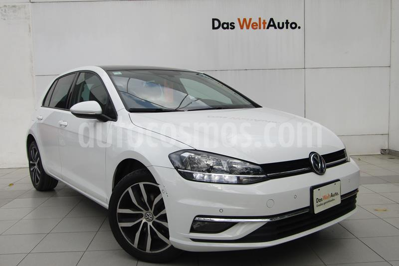 Volkswagen Golf Highline DSG usado (2019) color Blanco precio $379,000