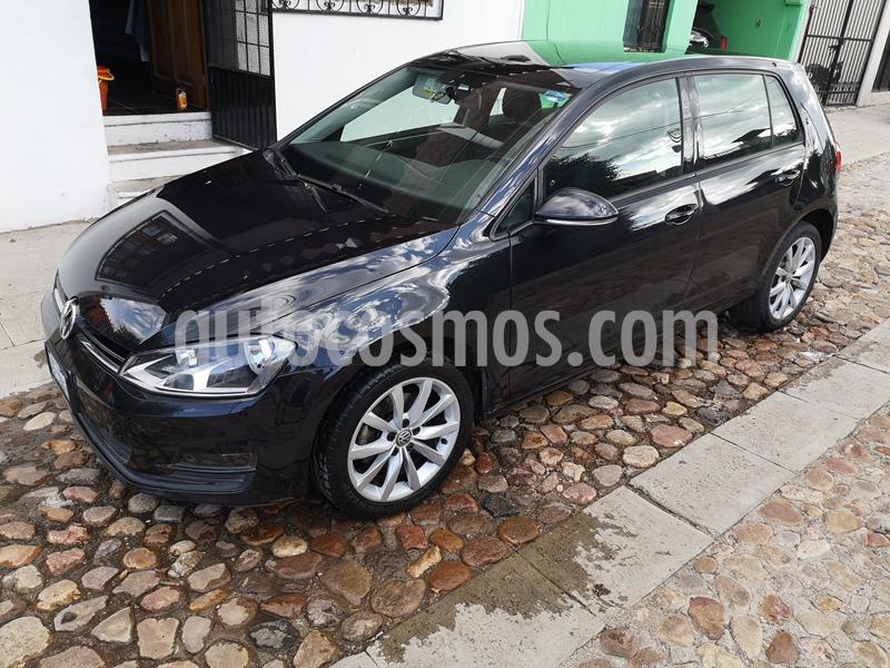 Volkswagen Golf Comfortline usado (2017) color Negro Profundo precio $210,000