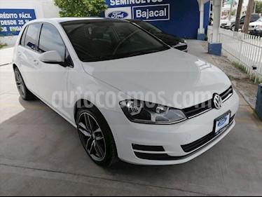 Volkswagen Golf COMFORTLINE SPORT L4/1.4 AUT P1 usado (2016) color Blanco precio $245,000
