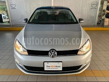 Volkswagen Golf Style DSG usado (2017) color Plata Reflex precio $264,900