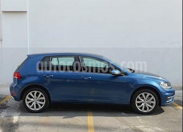 Volkswagen Golf Comfortline DSG usado (2018) color Azul precio $340,000