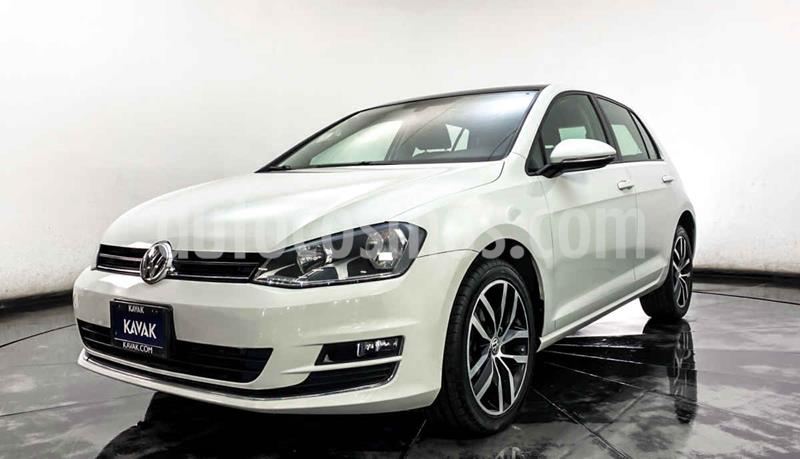 Volkswagen Golf Highline DSG usado (2016) color Blanco precio $254,999