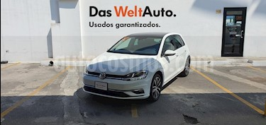 Volkswagen Golf Highline DSG usado (2019) color Blanco precio $386,000