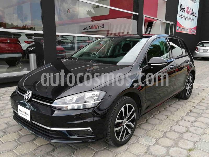 Volkswagen Golf Highline DSG usado (2019) color Negro precio $364,521
