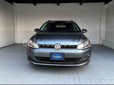 Volkswagen Golf Trendline 2.0L Aut usado (2016) color Gris precio $258,000