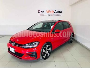 Volkswagen Golf GTi A2 Aut usado (2018) color Rojo precio $397,156