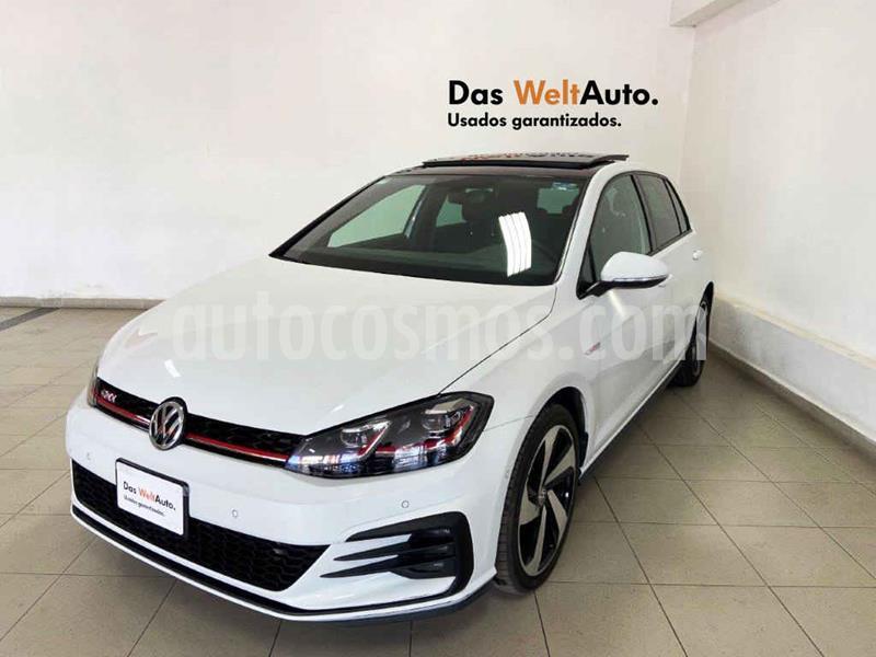Foto Volkswagen Golf GTi A2 2.0L usado (2019) color Blanco precio $469,288