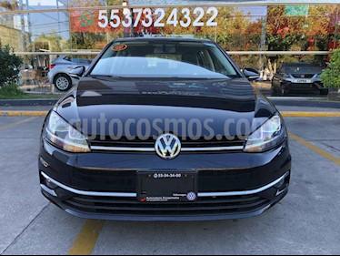Volkswagen Golf 5p Comfortline L4/1.4/T Aut usado (2019) color Negro precio $342,000