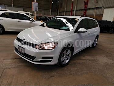 Volkswagen Golf 1.4 T usado (2016) color Blanco precio $250,000