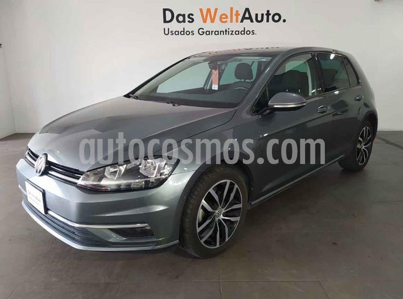 Volkswagen Golf Highline DSG usado (2019) color Gris precio $381,000