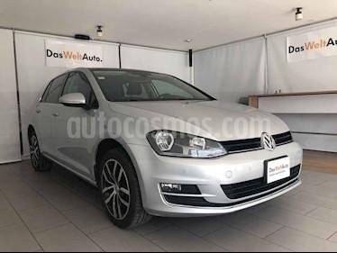Volkswagen Golf Highline DSG usado (2015) color Plata precio $230,000