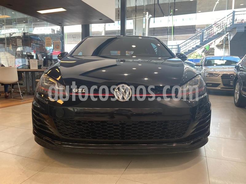 Volkswagen Golf 1.4 T usado (2016) color Negro precio $311,034