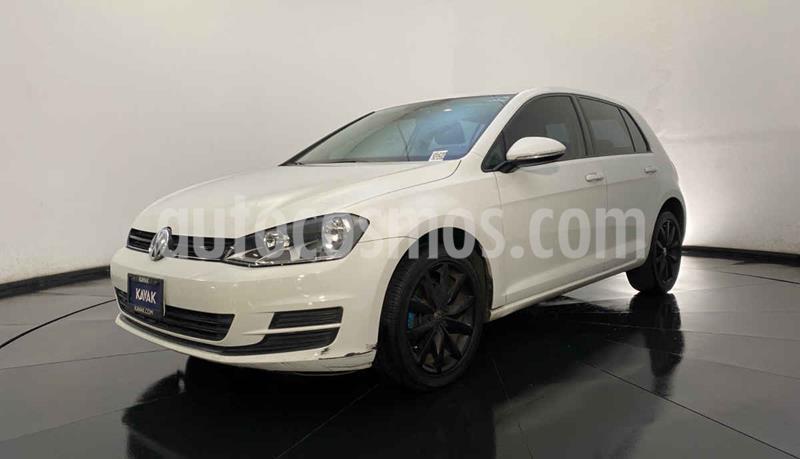 Volkswagen Golf Trendline usado (2016) color Blanco precio $232,999