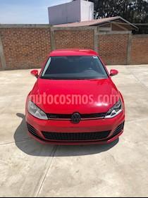 Volkswagen Golf 1.4 T usado (2017) color Rojo precio $229,000