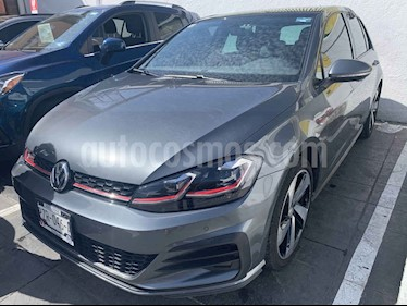 Volkswagen Golf GTi A2 Aut usado (2018) color Gris precio $425,000