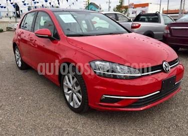 Volkswagen Golf Comfortline DSG usado (2019) color Rojo Tornado precio $360,000