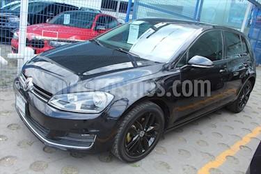 Volkswagen Golf Comfortline usado (2016) color Negro precio $265,000