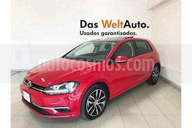 Volkswagen Golf 5p Highline L4/1.4/T Aut usado (2018) color Rojo precio $329,995