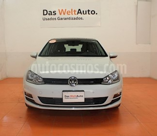 Volkswagen Golf Highline DSG usado (2018) color Blanco precio $265,000