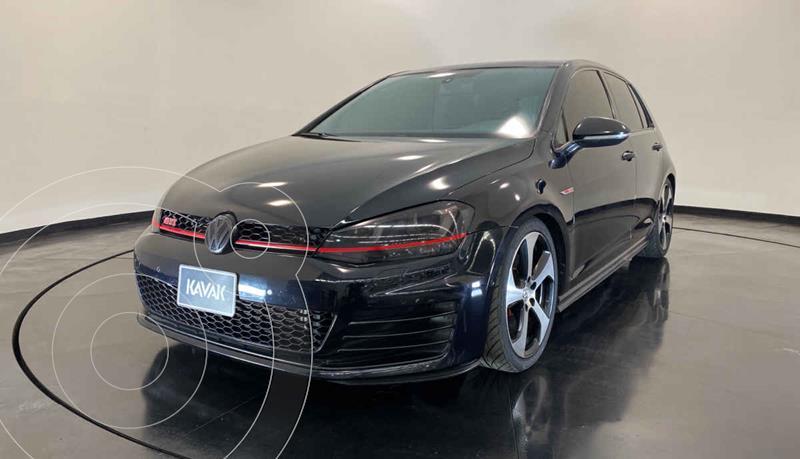 Volkswagen Golf GTi A2 2.0L usado (2017) color Negro precio $354,999