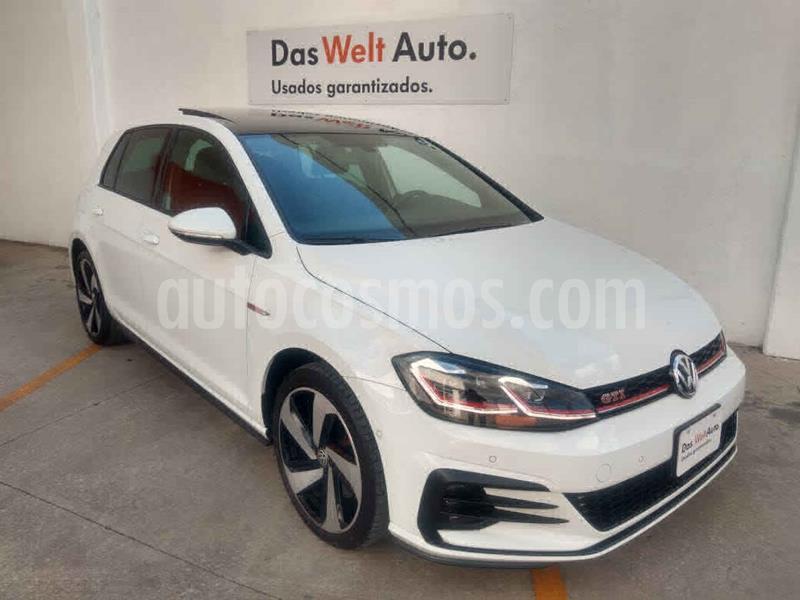 Volkswagen Golf GTi A2 2.0L usado (2019) color Blanco precio $520,000