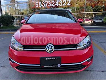 Volkswagen Golf 5p Comfortline L4/1.4/T Aut usado (2019) color Rojo precio $341,066