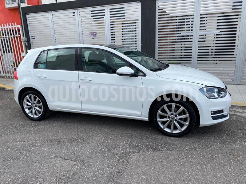 Volkswagen Golf Comfortline usado (2016) color Blanco precio $220,000