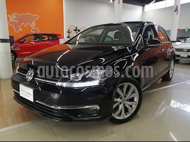 Volkswagen Golf Comfortline DSG usado (2018) color Negro Profundo precio $328,000