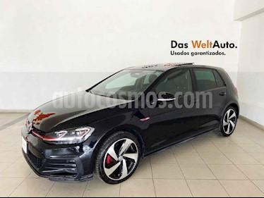 Volkswagen Golf GTi A2 2.0L usado (2019) color Negro precio $489,903