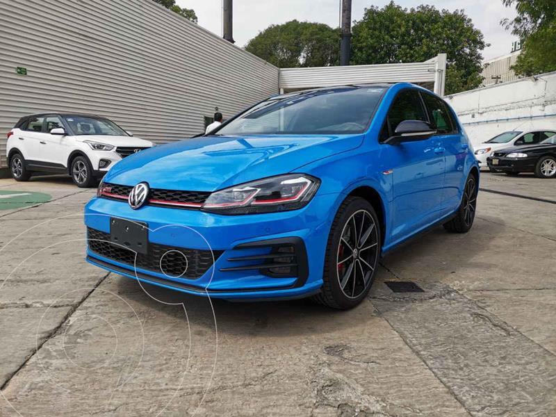 Foto Volkswagen Golf GTi A2 Aut usado (2021) color Azul precio $619,900