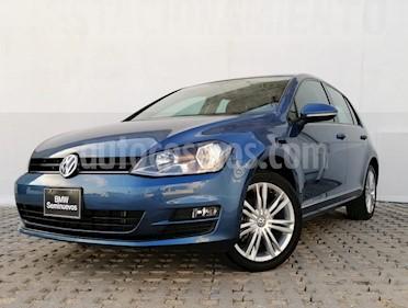 Volkswagen Golf Style usado (2017) color Azul precio $275,000