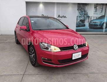 Volkswagen Golf 5p Highline L4/1.4/T Aut usado (2017) color Rojo precio $311,990